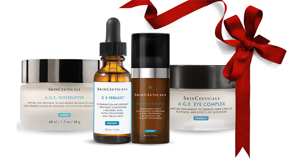 Holiday Skincare Treats for Under the Tree